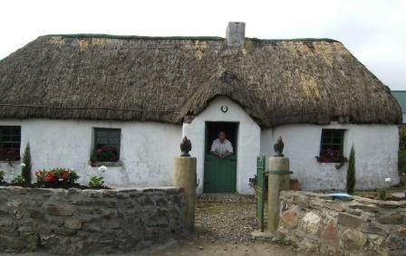 The Bygone Days Storytelling House in Oulart, Co. Wexford